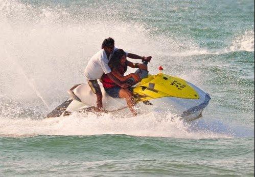 Jet Ski in Goa