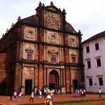 basilicabomjesus india goa church