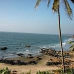 @instagram: Вагатор. Такой он встретит нас совсем скоро, почти безлюдный и отдохнувший за сезон дождей. А вам нравится этот пляж?  #гоа #чтопосмотреть #достопримечательностигоа #экскурсиивгоа #твойгоа #tvoygoa #goa #india #гоаэкскурсии #экскурсиигоа #excursion #индия