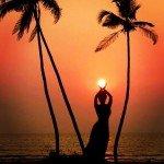 benaulim india goa sunset