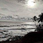 anjuna india goa nature sunset holi