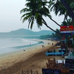 @instagram: Palolem Beach #goa What Goa mean to you.? #palolem #palolembeach #goa #goacity #cc #panjim