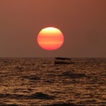 majorda india goa beach sunset arambol agonda cola palolem vagator