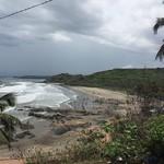 vagator goa beach trip