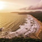 agonda india goa beach