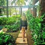 @instagram: Oh beautiful Goa, I am in love ???????????? @aliladiwagoa  #holidays #unwind #travel #monsoonseason #greenseason #majorda #goa #india