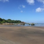 agonda goa beach season beautiful
