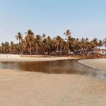 colva india goa beach margao