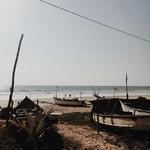 benaulim goa beach