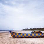 @instagram: Anchored. #boat #beach #sea #ocean #goa #majorda #holiday #Travelgram