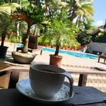 @instagram: Last stop in India was maximum chill ✌????????????♀️ #relax #goa #majorda #anjuna #india