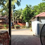 @instagram: This is Goa #goa #india #indien #majorda #flowers #colorful #houses #portuguese #portugal #beautiful #beach #jungle #trees #palmtrees #nature #cow #landscape #travel #travellove #naturelovers #niceweather #sun #nofilter #nofilterneeded #colors #christiani