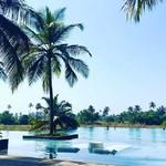 @instagram: #goa #majorda #india #aliladiwa #pool