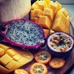 @instagram: ???????????????? #фрукты#рецепт#гоа#alagoa#манго#маракуйя#ананас#мандарин#кокос#рай#пляж#гоа#индия#экзотика#betalbatim#resort#hotel#сервис#дракон#отдых#отпуск#яркость#экзотика#ассорти