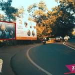 @instagram: There is a reason why our hoarding is at this key strategic location. ????️ . The comfortable viewing angle of this Billboard ensures your peripheral vision doesn't wander off-road. ???? .  Second look guaranteed. ???? . #Advertisement #Goa #Billboards #O