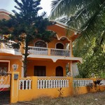 @instagram: #colourful #majorda  #goa #houses