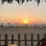 @instagram: #lastnight #lastsunset #varca #goa #pleasekeepmysoulwarmthisyear #beaches #sunsets #mindfulness
