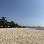 @instagram: One of the most beautiful beaches in South Goa ???? ❤️ #goa #southgoa #cavelossim #mobor #followforlike #instaboy #instalikes #followmefollowyou #followmefollowback #tag #flowerstangram #instatag #insperation #thanks #lifeisbeautiful #lifestyle #lifetimef