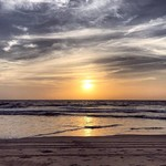 @instagram: ставьте на паузу ????  #sunset #ocean #cavelossimbeach #cavelossim #southgoa