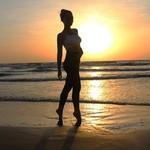 @instagram: ????model: @karasyova_s . . . #goa #goafoto #goamodel #morjim