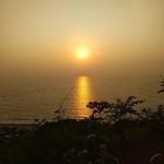 @instagram: #sunset #goa #vagatorbeach #vagator #instagram