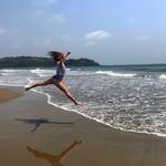 mandrem goa beach arambol ashvem morjim