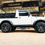 "@instagram: 15"" Onyx Alloys Yokohama Tyres  By Rodricks Tyres & Car Spa???????????? •••••••••••••••••••••••••• #maruthisuzuki #maruthigypsy #yokohamatyres #yokohamaindia#4x4 #alloywheels #alloywheel #alloywheelsindia #alloyswheels #alloywheels #alloywheelsgoa #margao"