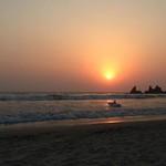 @instagram: Айвазовский???? #goa #india #sunset #arambol