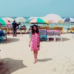 @instagram: Oh, Goahhh ???? . . . . #calangute #beach #goa #beachlife???? #livelifepradastyle #hitchedtravellers #gujarat #travelblogger #potd #travelgram