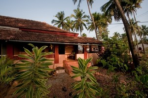 Large villa in Anjuna beach