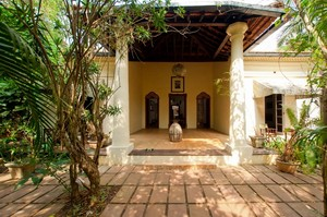 Royal Villa — Luxury villa for rent in Siolim