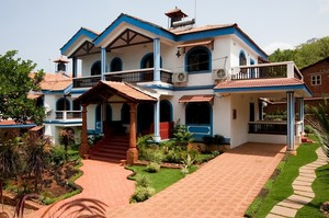 Neelam the Grand — House for rent in Assagao