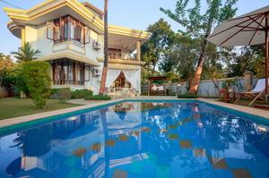 Lyon Age — Luxury villa for rent in Colva