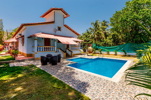 Goan House — Villa for rent in Vagator