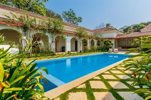 Anjuna Villa — Luxury villa for rent in Anjuna