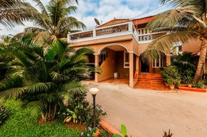 Tango Lime — Luxury villa for rent in Candolim