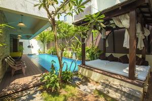 Anjuna Palace #7 — Luxury villa for rent in Anjuna
