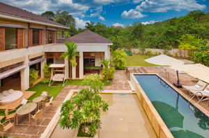 Costa Grande — Luxury villa for rent in Assagao