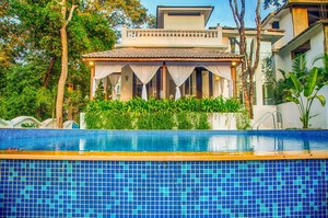 Mulberry Villa — Luxury villa for rent in Anjuna