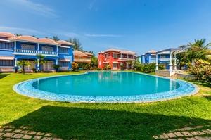 Blue Diamond Apartment — Villa for rent in Benaulim