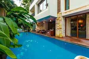 Anjuna Palace 3 — Luxury villa for rent in Anjuna