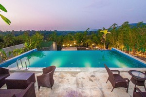 Wild Rock — Luxury villa for rent in Calangute