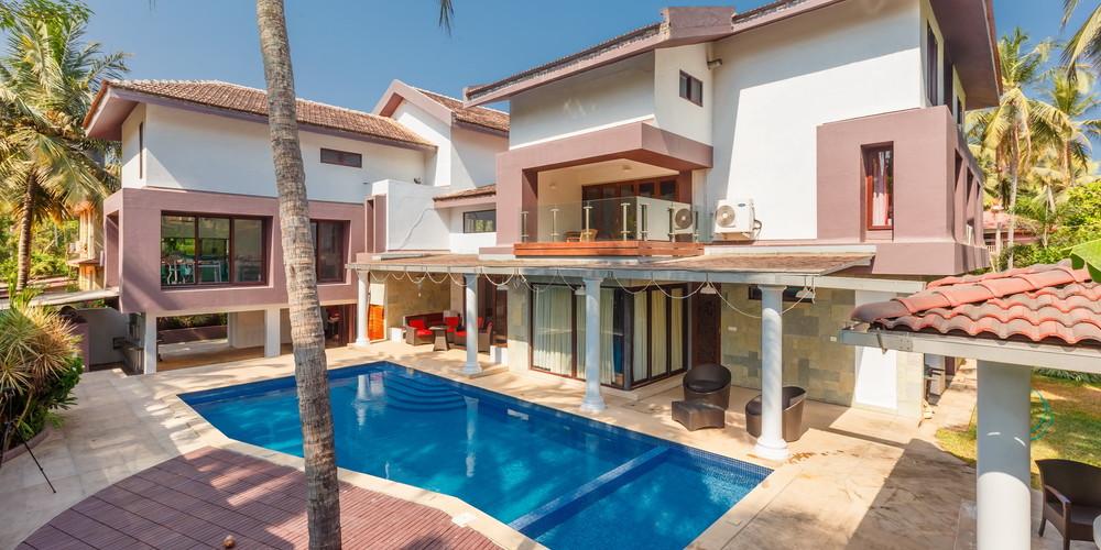 Goa Villa Livia