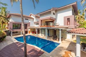 Villa Livia — Luxury villa for rent in Colva