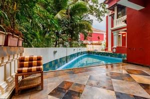 Ishani Villa — Luxury villa for rent in Candolim