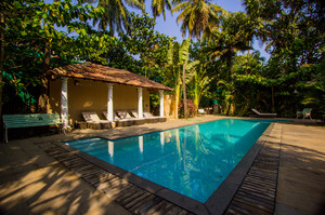 Sun Garden — Luxury villa for rent in Calangute