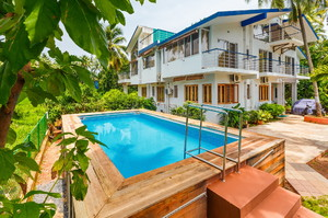 Holiday Villa — Luxury villa for rent in Morjim