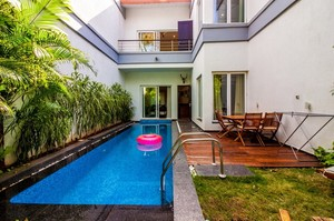 Abigail Villa — Luxury villa for rent in Siolim
