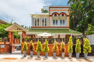 Luxurious Private Pool Villa — Luxury villa for rent in Candolim