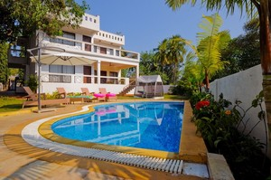 Comfortable 4 bedroom villa in Anjuna